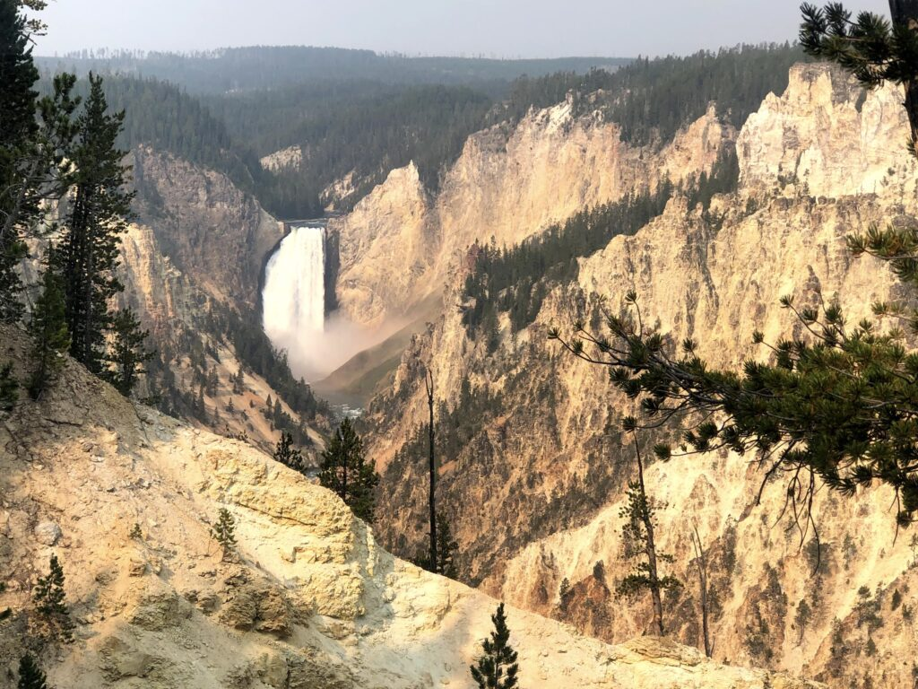 My Kind of Livable: Visiting Yellowstone National Park, the place that brought me out West