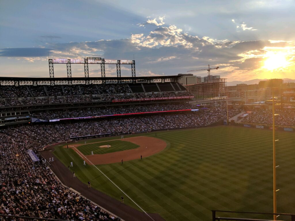 My Kind of Livable: Taking in a ballgame on a warm summer evening, especially with $10 admission.