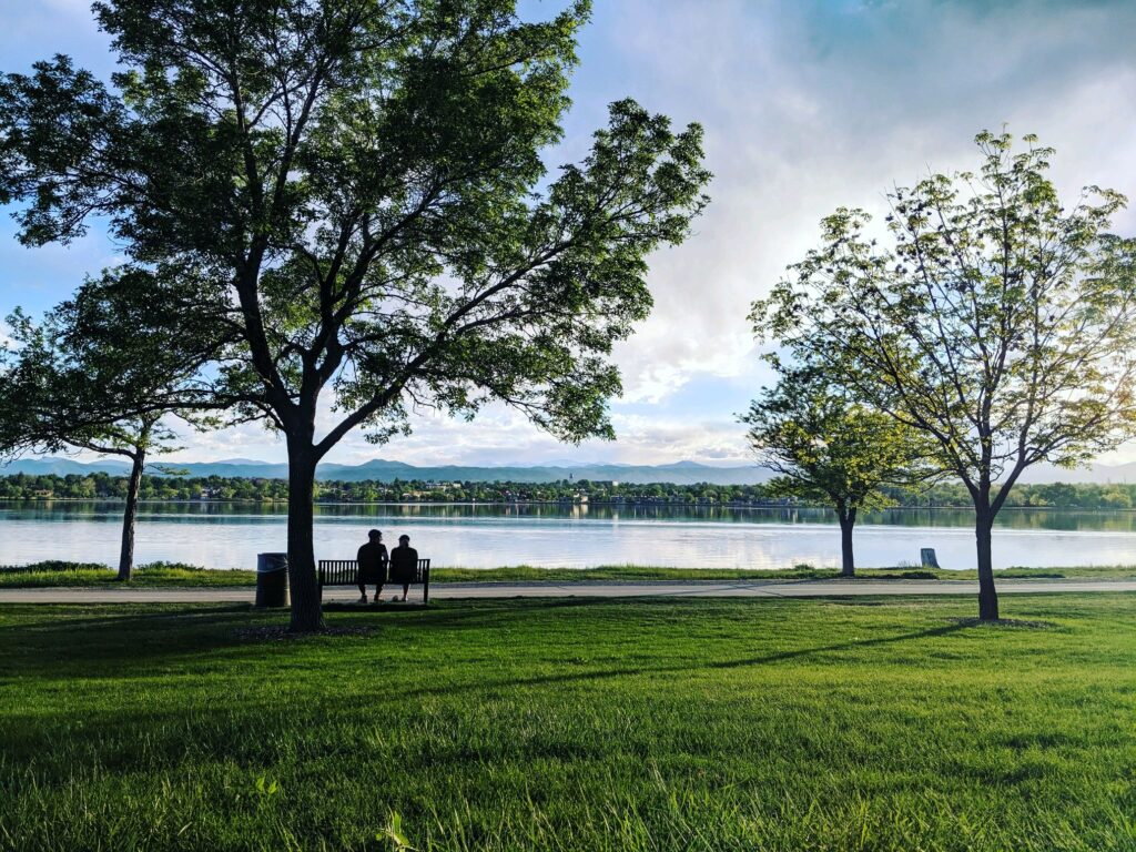 My Kind of Livable: Green parks despite a high-desert climate making for perfect evenings at Sloan's Lake.