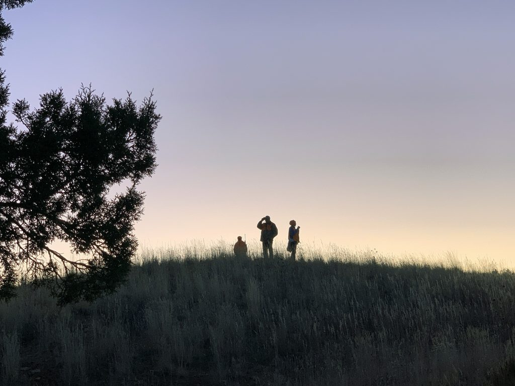 My Kind of Livable: As a family who values the meat hunting puts on the table, the outdoors offers many opportunities to feed our family, as well as, build respect for the land.