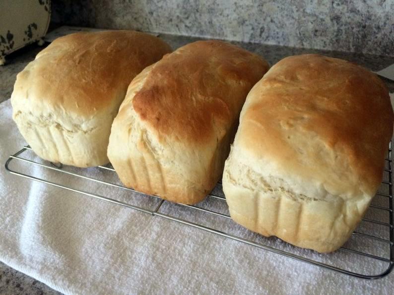 Yoghurt Bread from Rendezvous Family Farm | Photo courtesy Cynthia Hilts